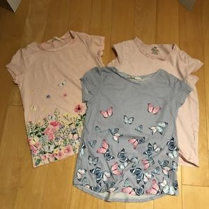 Girl's top bundle